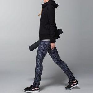 Lululemon Skinny Groove Pant Full On Luon Size 2